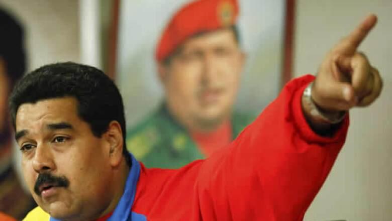 Este 17 de febrero, el Gobierno dio 48 horas para que abandonen Caracas los tres representantes.