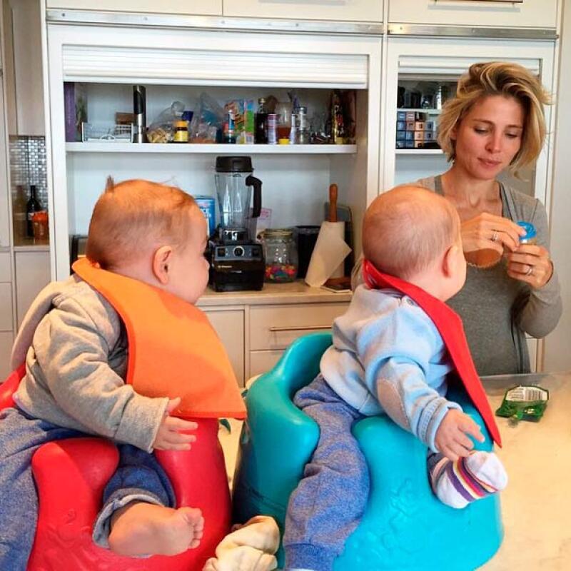 Desde hace unos meses, la familia Hemsworth Pataky se mudaron a Australia con la finalidad de darle una vida más relajada a sus hijos, lejos de los reflectores Hollywoodenses.