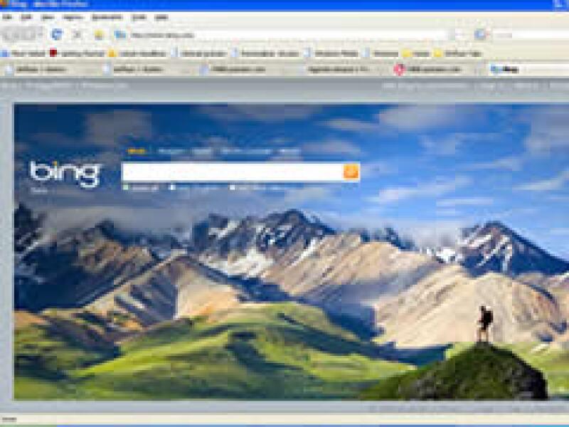 Microsoft renovó su motor de búsqueda en Internet. (Foto: Cortesía)