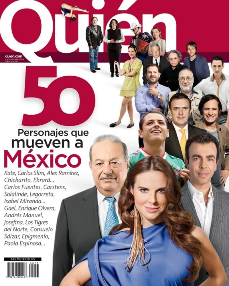 La bella actriz nos compartió lo que para ella significa entender lo que sucede en México y cómo se puede contribuir para mejorar el país.