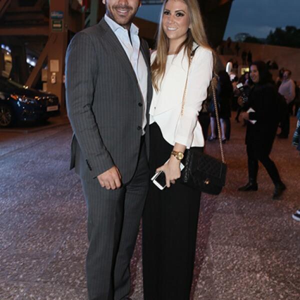 Mauricio Mañueco y Alexis Finkler