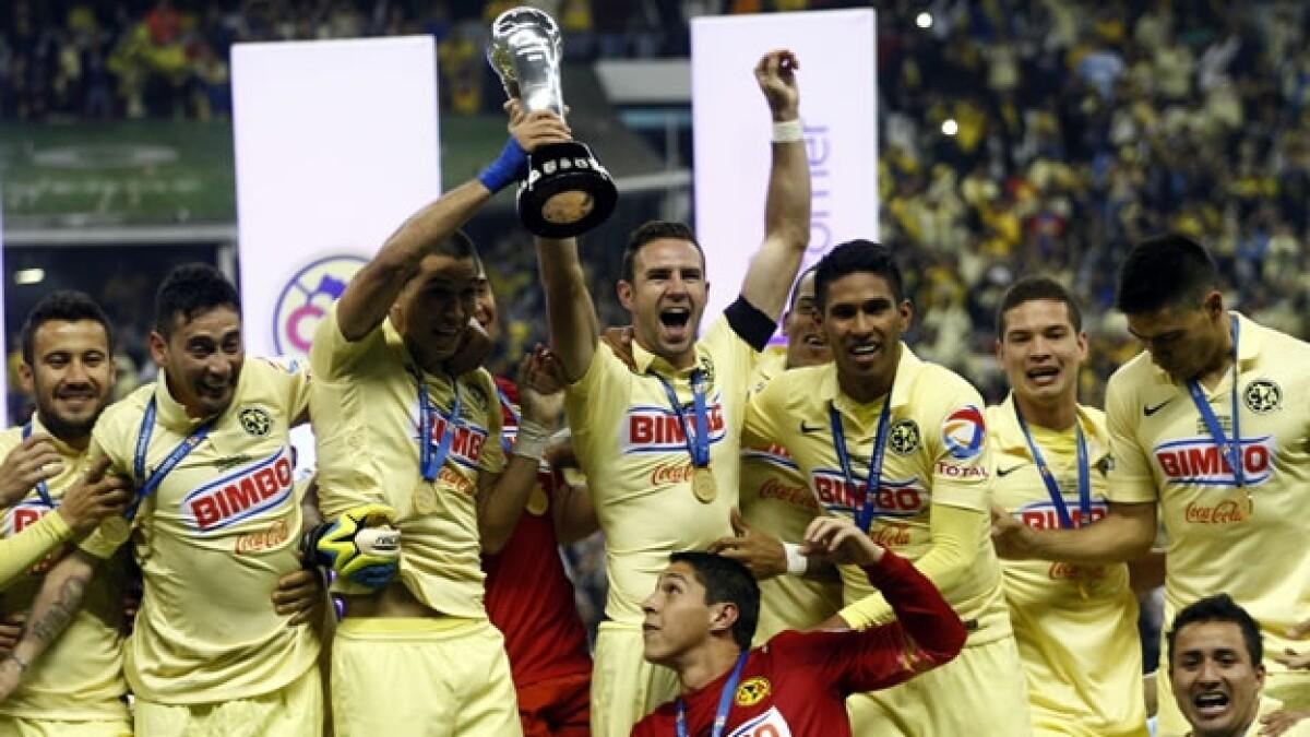 América El Equipo Más Ganador De Títulos Del Futbol Mexicano