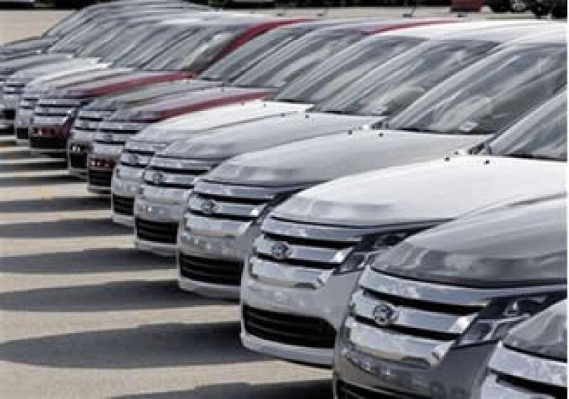 Ford registró en agosto un aumento del 17% en sus ventas de vehículos livianos en Estados Unidos. (Foto: AP)