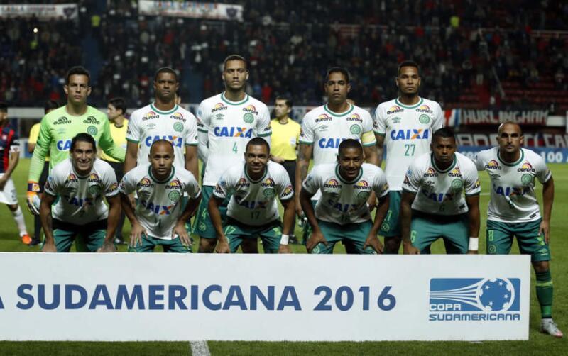 Equipo Chapecoense Colombia