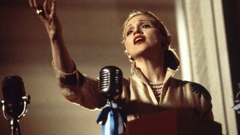 Evita (Alan Parker, 1996)