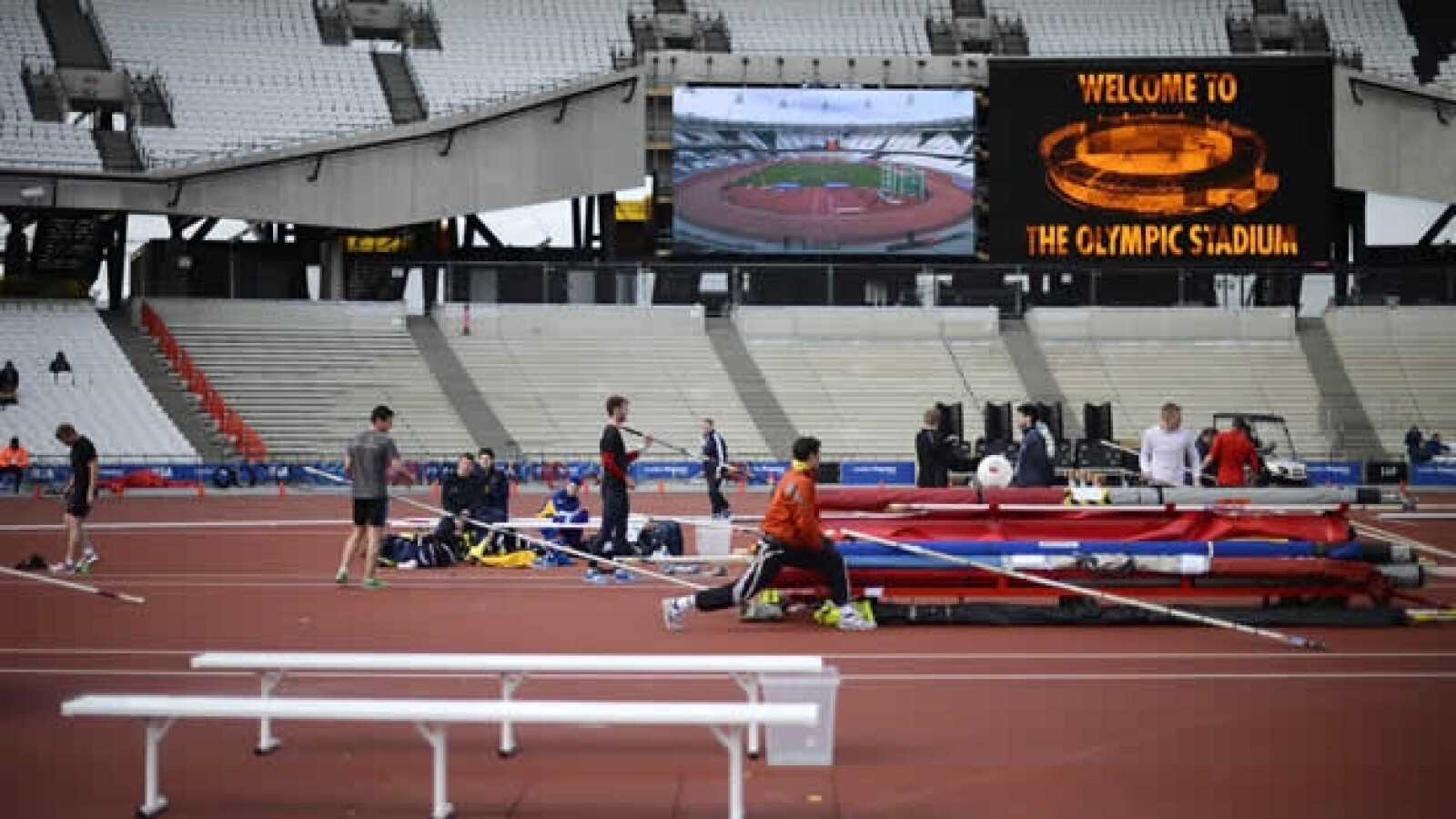 Estadio Olímpico apertura 4