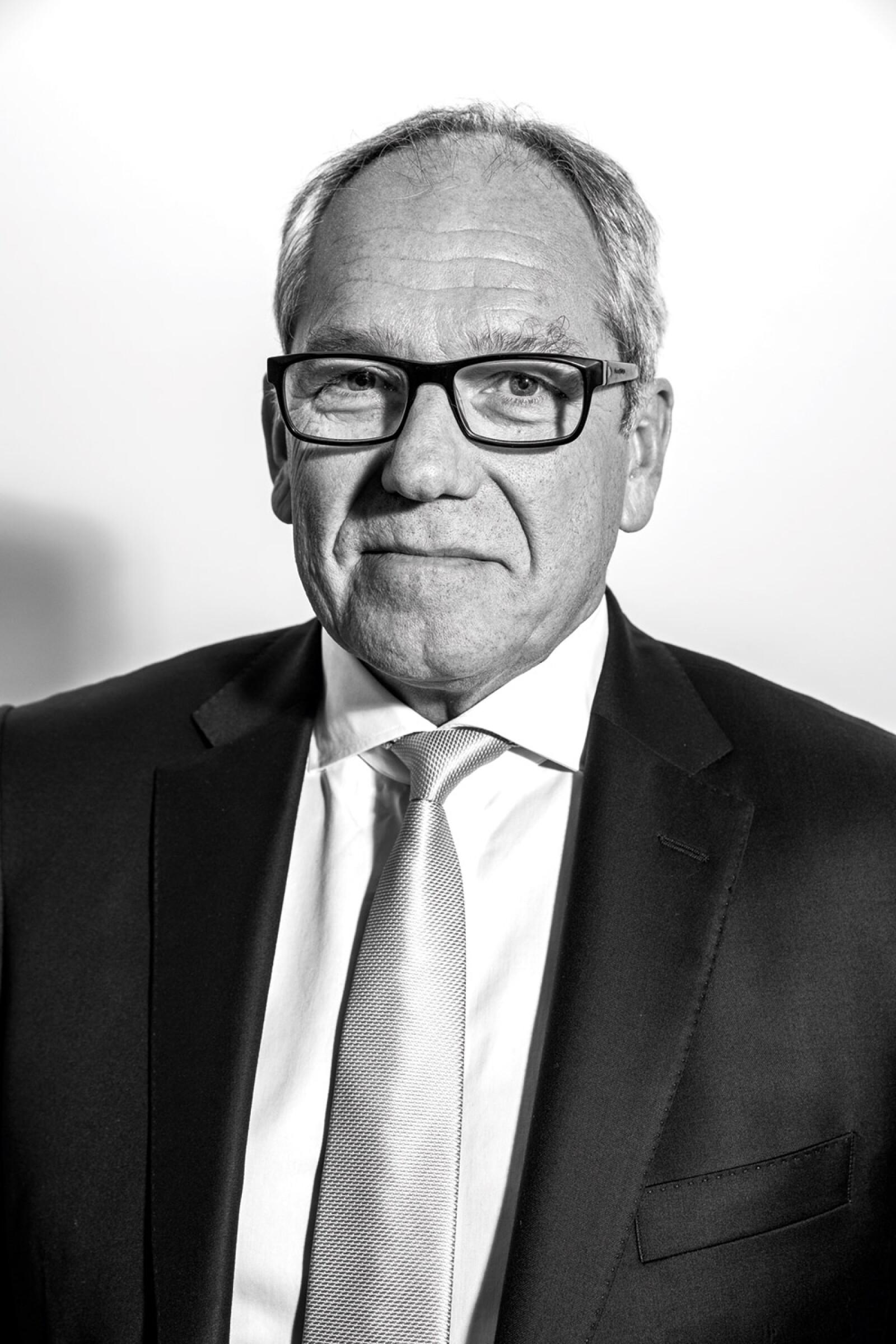 Hermann Bohrer, presidente y CEO de BMW Group Planta SLP