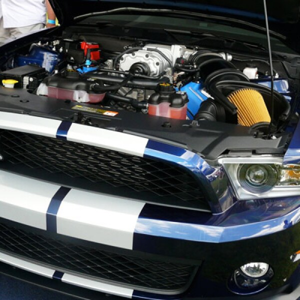 El más potente de los Mustangs