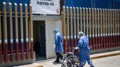 Personal Medico del Hospital General continúa recibiendo a pacientes con síntomas de COVID-19 (coronavirus)