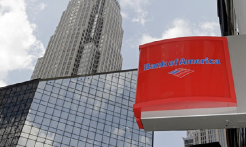 Bank of America se enfrenta además a una demanda de 10,000 millones de dólares de American International Group. (Foto: AP)