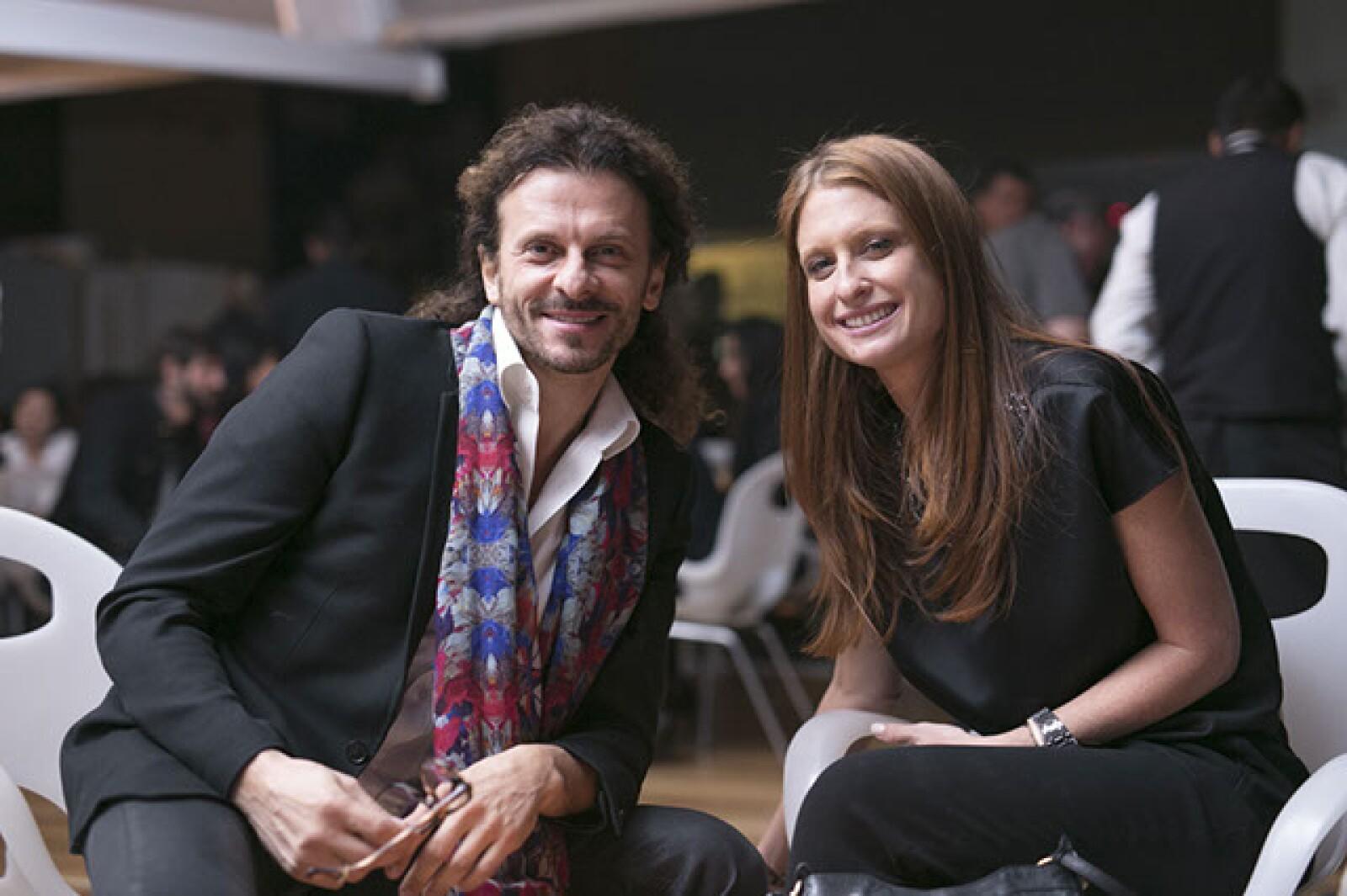 Lorenzo Fiaschi y Zélika García