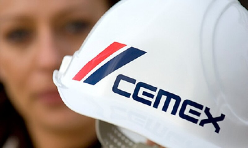 Las acciones de Cemex perdían este lunes 0.19% en la BMV. (Foto: Cemex)