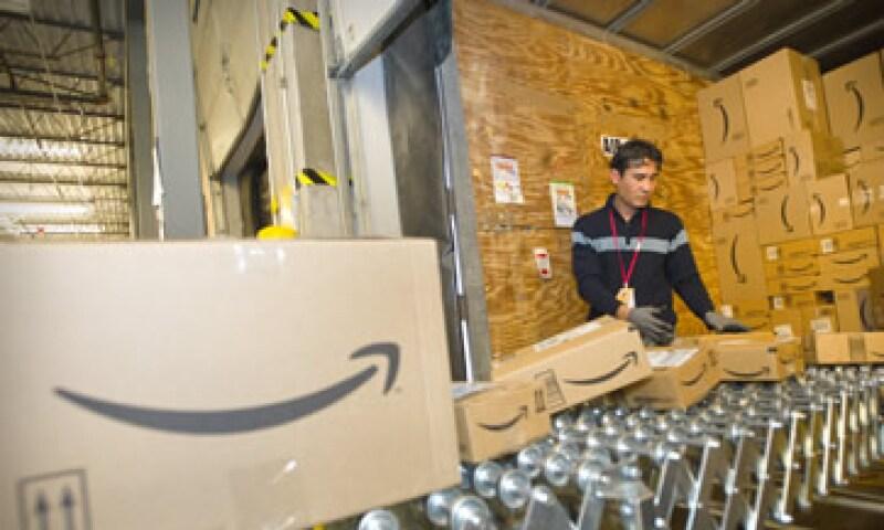 Los analistas esperaban que Amazon tuviera ventas por 10,950 mdd en el tercer trimestre. (Foto: AP)
