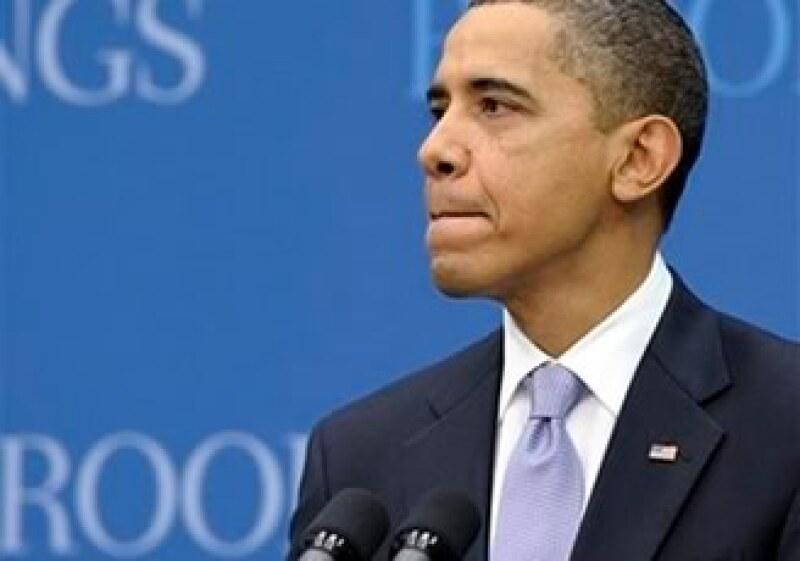 El presidente estadounidense busca combatir un desempleo de 10% en el país. (Foto: AP)