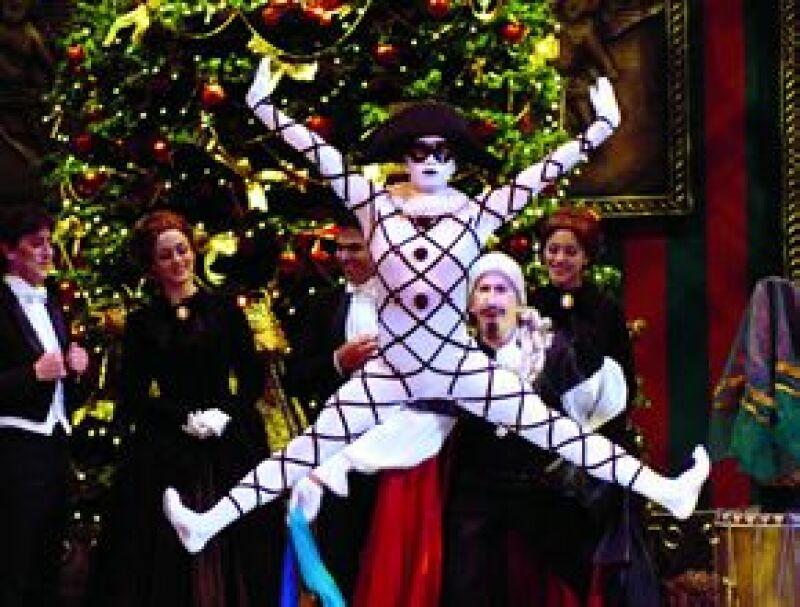 Ver esta obra de teatro y no ponerse navideño es imposible. Las funciones inician este fin de semana y son una buena opción para empezar con las fiestas de fin de año.