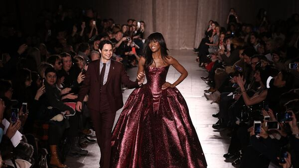 Zac Posen - Runway - Mercedes-Benz Fashion Week Fall 2015