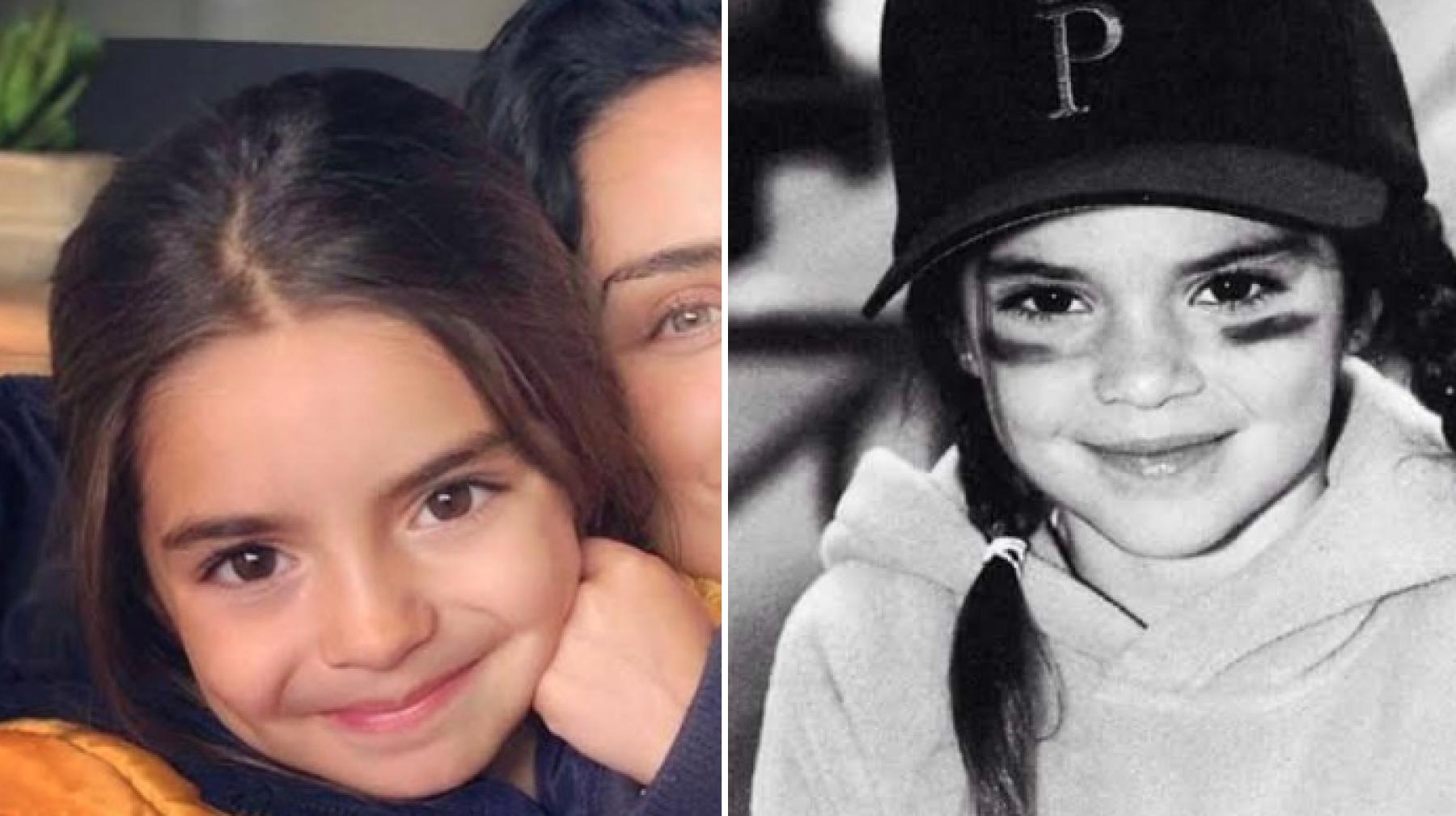 Aitana Derbez y Kendall Jenner
