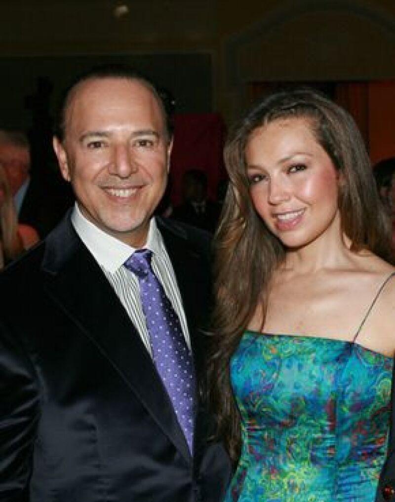 La cantante y su esposo asistieron al evento Everglades Foundation Benefit celebrado este fin de semana en Miami, Florida, donde Gloria Estefan ofreció un concierto.