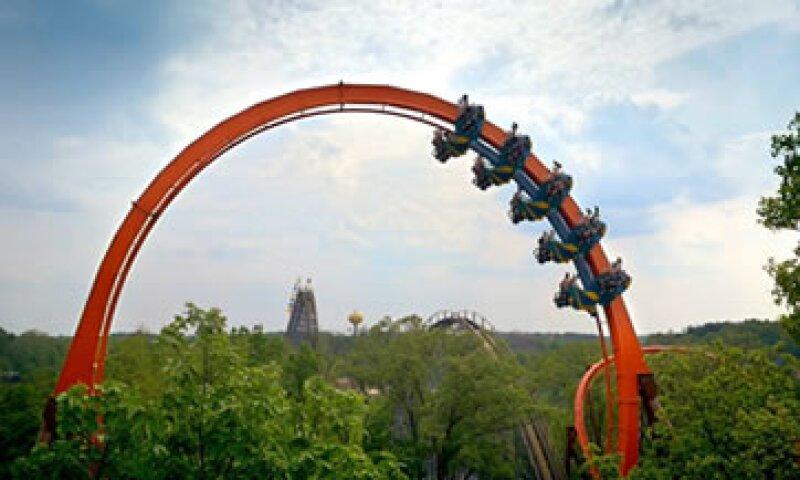 La montaña rusa Thunderbird te lanzará de 0 a 100 kilómetros por hora en menos de cuatro segundos. (Foto: HolidayWorld.com )