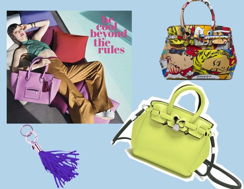 La nueva firma italiana trae para ti un concepto completamente nuevo en bolsos creados para proteger tu bolsa de la lluvia o llevarla por sí sola. Descubre sus nuevos modelos.