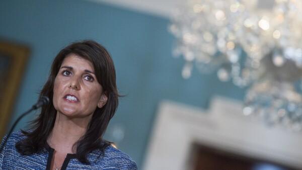 """Estados Unidos se retira de """"cloaca"""" del Consejo de Derechos Humanos de la ONU"""