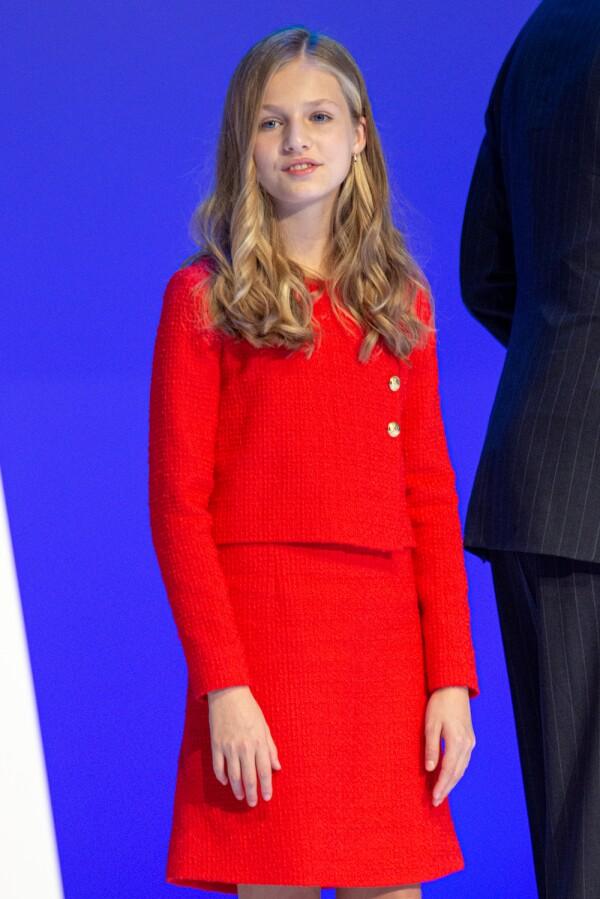 Spanish Royals Attend 'Princesa de Girona' Foundation Awards