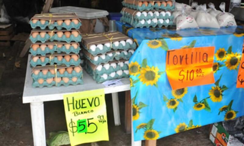 La Canacope prevé que el precio del producto se estabilice a finales del año. (Foto: Notimex)