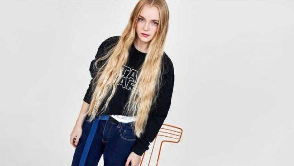 Diseños inspirados en 'Star Wars' de Zara