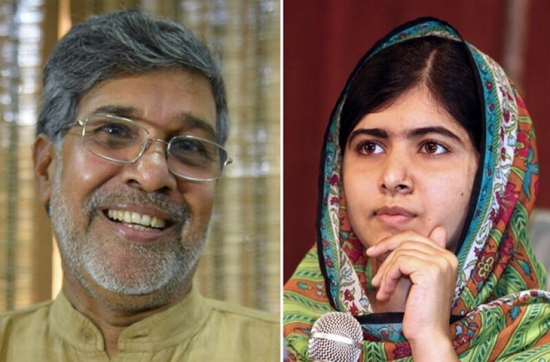 La paquistaní se convirtió en la ganadora más joven. Este reconocimiento lo recibió en conjunto con el indio Kailash Satyarthi por la lucha que hacen en pro de la educación y en contra del extremismo.