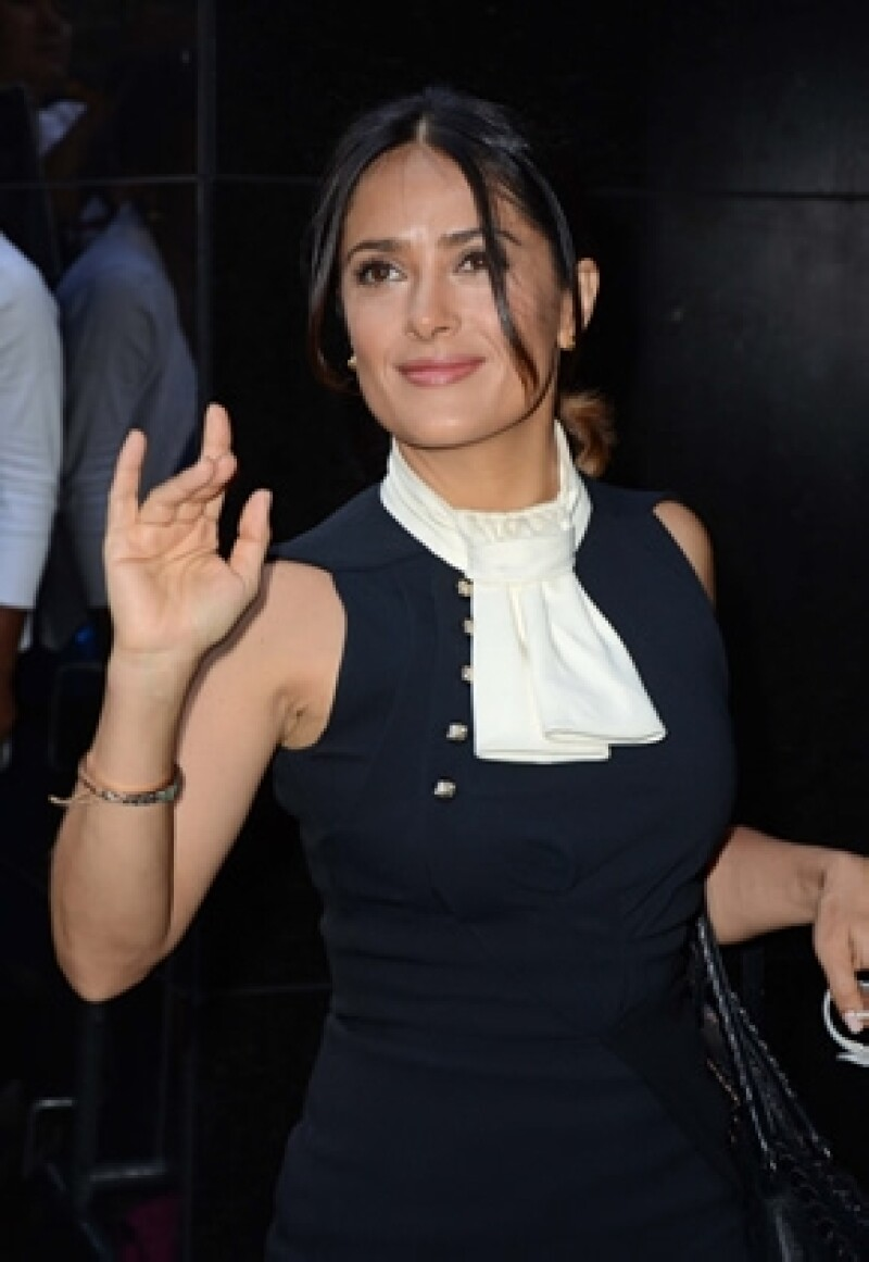 La actriz dice que está orgullosa de ser mexicana y que ciertos comentarios que sugieren lo contrario fueron malinterpretaciones.
