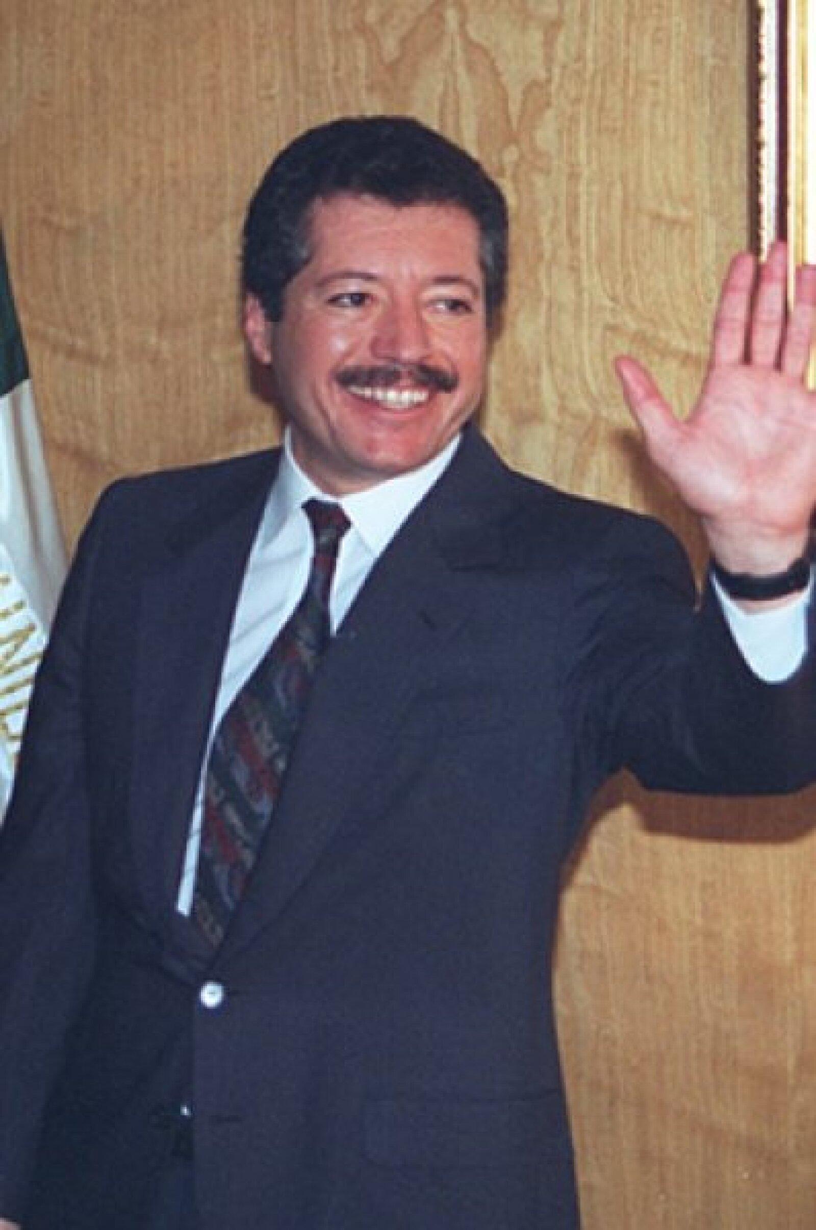 Luis Donaldo Colosio Murrieta, entonces candidato del PRI a la presidencia de la república, fue asesinado de un balazo en la cabeza mientras estaba de campaña en la ciudad de Tijuana en 1994.