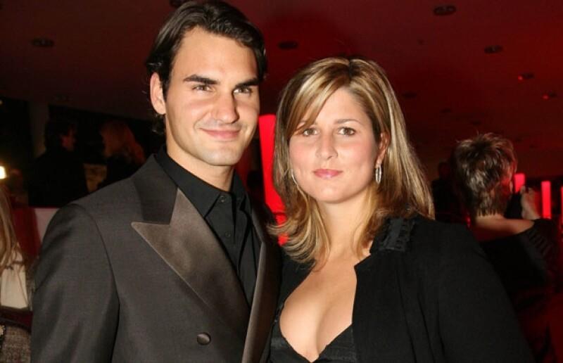El tenista aprovechó esta fechas de celebración para anunciar el nacimiento de su tercer hijo en 2014.