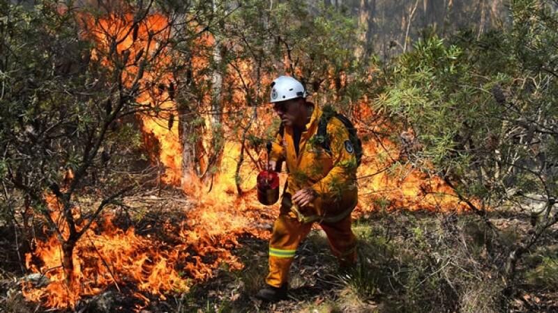 Australia incendio forestal