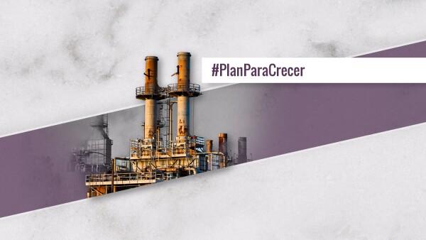 La actividad industrial en Hidalgo está distribuida en las diversas regiones, como la de Tula, que cuenta con una refinería.