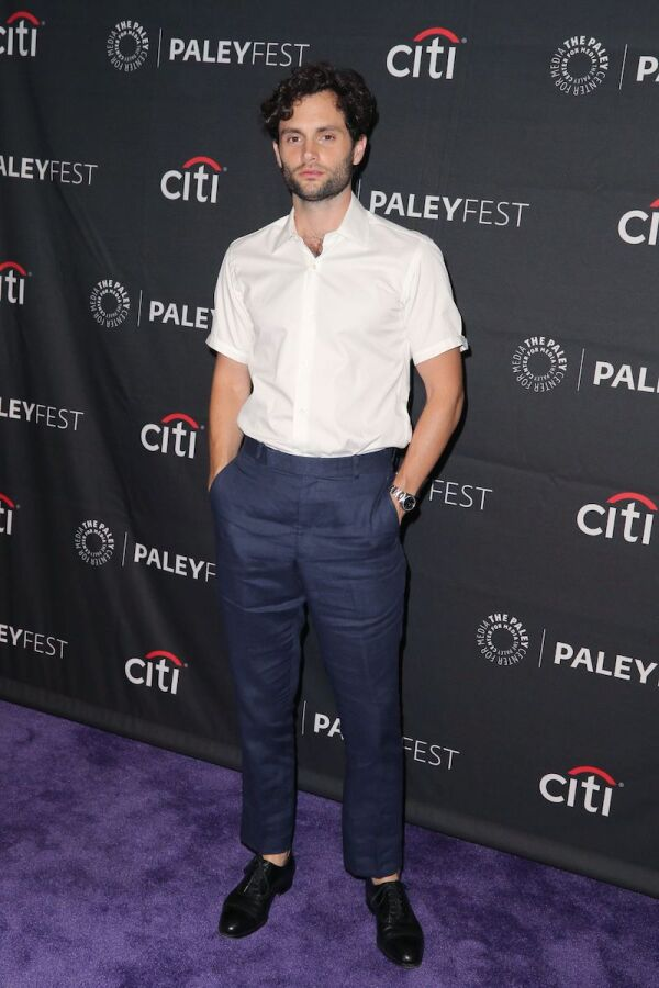'You' TV show, Arrivals, PaleyFest, Los Angeles, USA - 09 Sep 2018