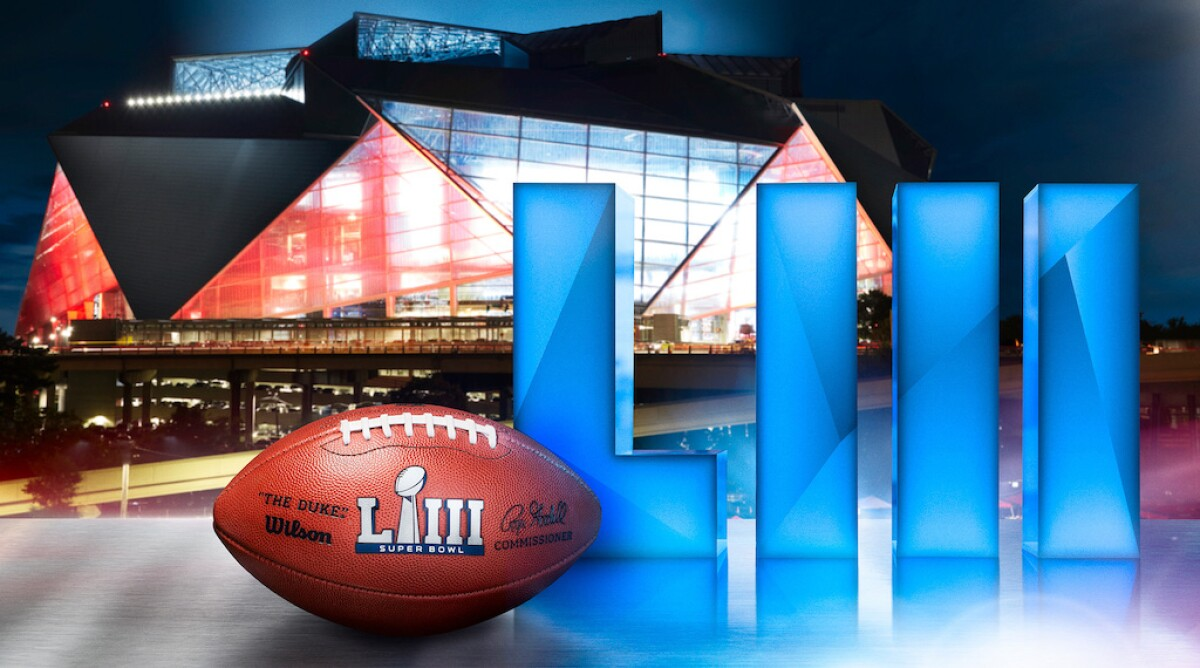 Super Bowl LIII en linea, gratis y sin comerciales