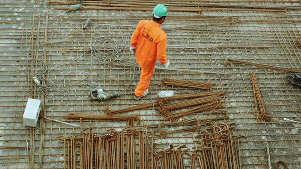obrero construcción