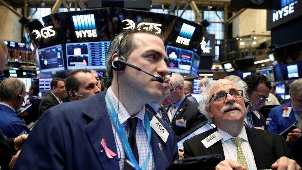 Los mercados tuvieron cuatro jornadas consecutivas de retroceso.