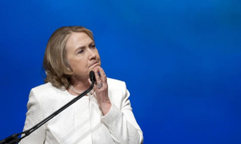 Hillary Clinton, hoy de 65 años, renunció como secretaria de Estado a principios de 2013. (Foto: AP)