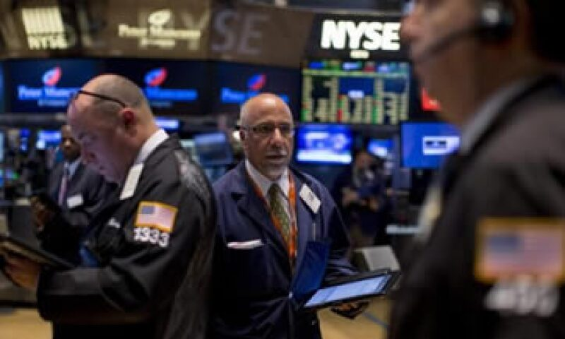 El promedio industrial Dow Jones bajaba 0.21% (Foto: Reuters)