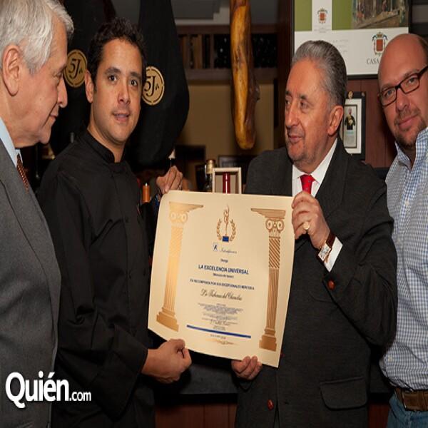 Enrique Sánchez,El Chanclas,Enrique Castillo Pesado,Jean Tardiff