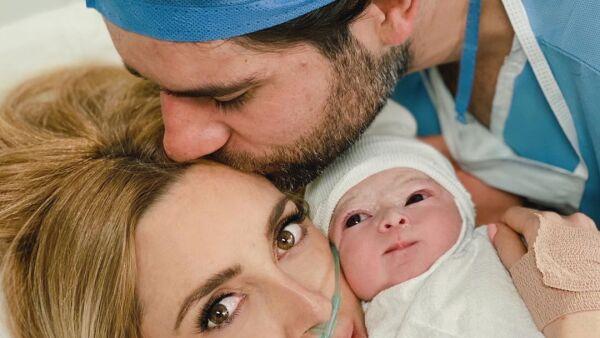 Shanik Aspe, Carlotta y Mauricio Odiardi.