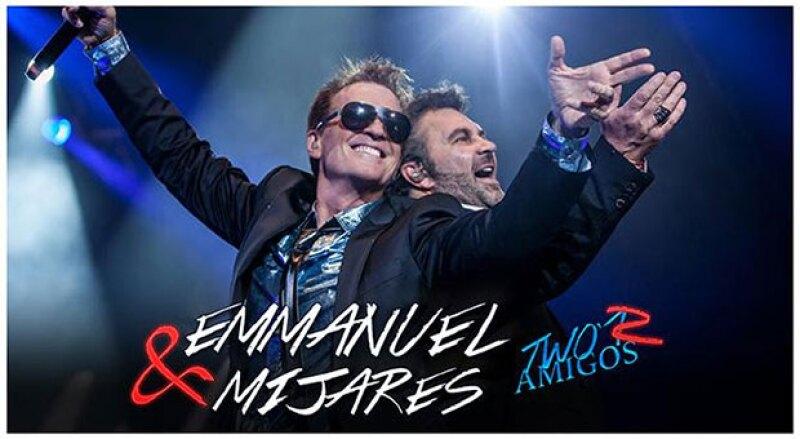 """En su concierto del 26 de mayo en el Coliseo de Yucatán junto a Mijares, el cantante se tomó unos minutos para llamar a """"luchar por la familia""""."""