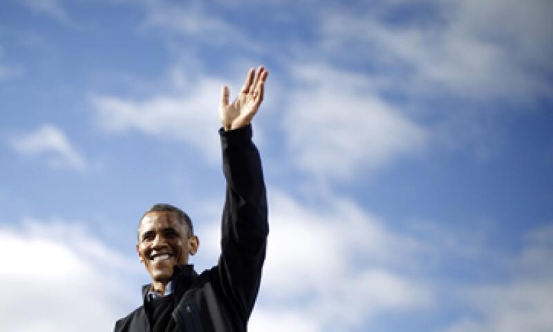 El diario español manifestó su apoyo al presidente Barack Obama. (Foto: Reuters)