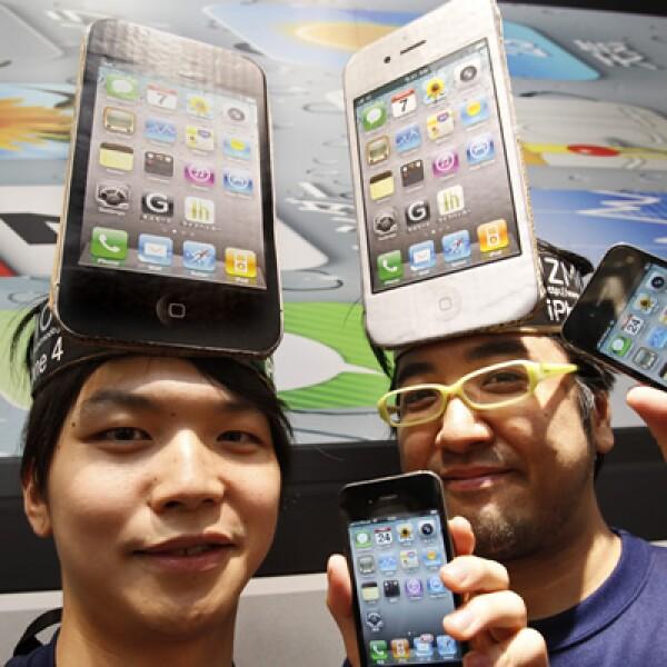 El iPhone 4 abrió la posibilidad a operadores como Verizon o Sprint para comercializarlo en Estados Unidos.