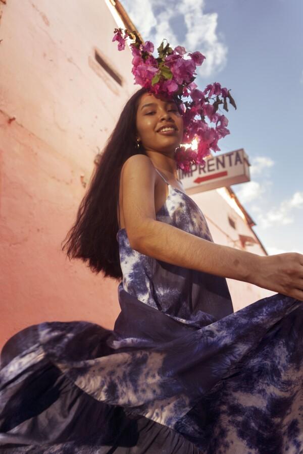 Foto: Regina Bucio y Modelo: Brid Collado