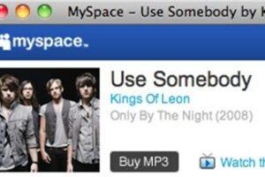 Timberlake desarrollará la guía creativa de la página web de MySpace. (Foto: AP)