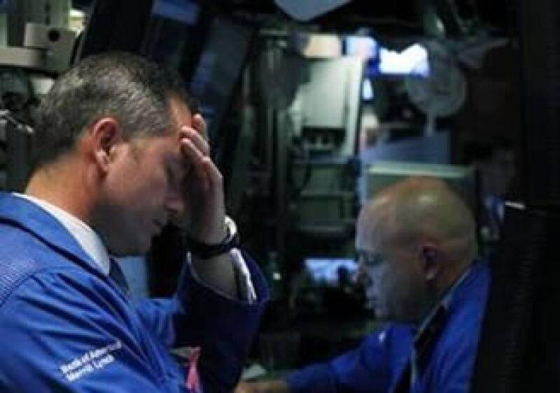 Expertos destacaron la vulnerabilidad de los mercados por las transacciones automáticas. (Reuters)