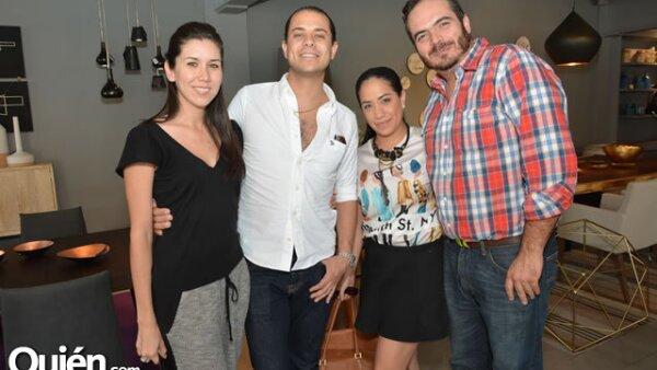 Fabi Cervantes,Rodrigo López,Regina Hernández,Bernardo Casillas
