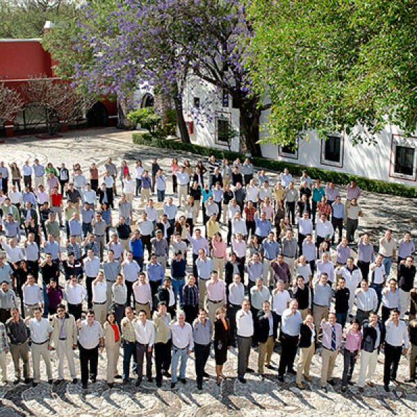 Nestlé celebró tener la posición número 14 en Súper Empresas 2013. En la categoría de Más de 3000 empleados Nestlé se caracteriza por la alineación en la manera de trabajar de todos los empleados.